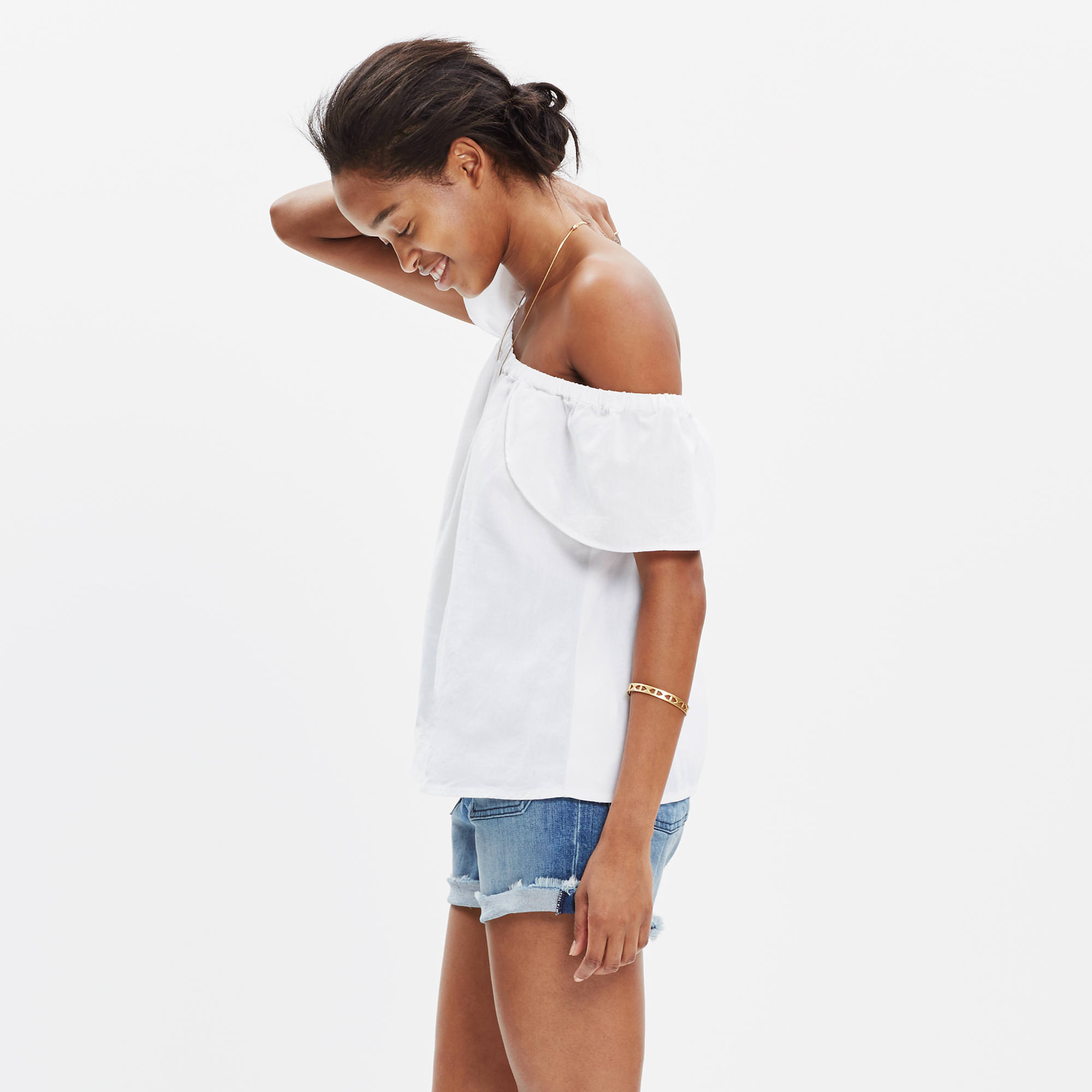 off shoulder tops danielle moss