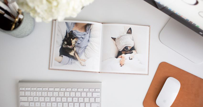 Making a Photo Book with Blurb